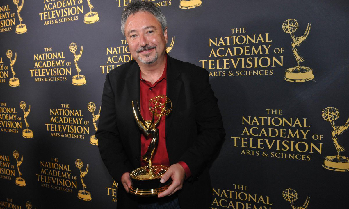 Bill siegel emmy