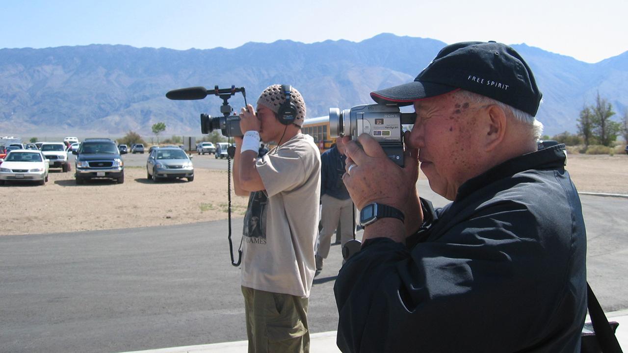 Thirdact final pubstills sig tad robertnakamura filming at manzanar
