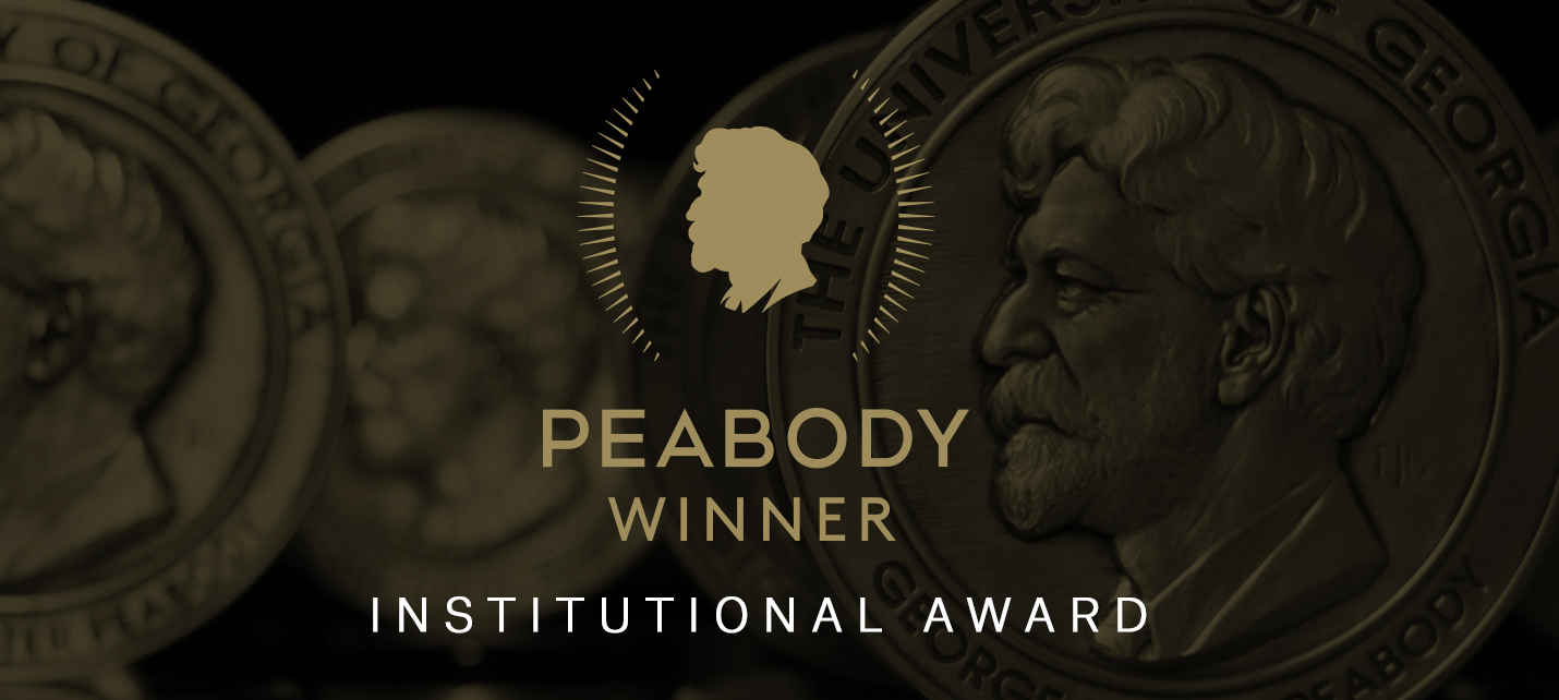 Peabody Awards Institutional Award Winner